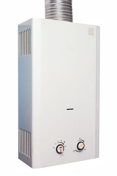 Rinnai tankless water heater installation